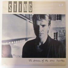 Sting-The Dream Of The Blue Turtles-DREAM 1-Vinyl-Lp-Record-Album-1980s-EX+