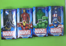 Marvel 6in. Action Figures Lot of 4