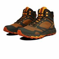 Merrell Mens Altalight Knit Mid Walking Boots - Orange Sports Outdoors