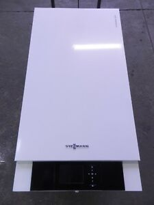 Viessmann Vitodens 300-W WB3D Gas-Brennwert-Heiztherme 19kW Heizung Bj.2011