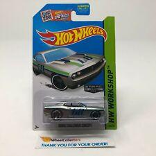 Dodge Challenger Concept #234 * ZAMAC * 2015 Hot Wheels * G27
