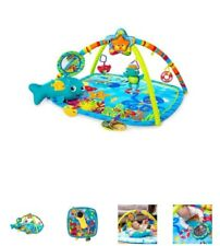 Baby Einstein Nautical Friends Play Mat and Gym very good condition