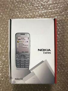 Nokia E52-1 Mobile Phone