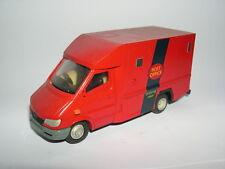 Promod Mercedes Sprinter/Johnson Armoured Van Post Office