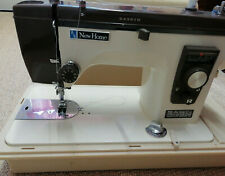 Vintage Janome New Home Sewing machine Model 921