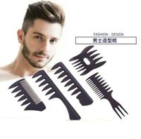 Men Combs Hair Styling Salon Comb Brush Hairdressing Professional Barber Combs
