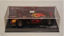 1/43 Minichamps Red Bull Racing RB13 Daniel Ricciardo 2017 Australian GP