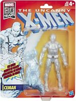 Marvel Legends Iceman X-Men Retro Wave 1 Action Figure 6-Inch IN STOCK