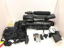 SONY HVR-Z1U HDV 1080i Mini DV Profi  Video Kamera Recorder TOP Zustand