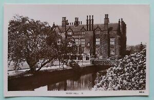 Perry Hall -  demolished 1927- original RP postcard, No.6 Proctor Series