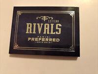 2012 Panini Preferred Rivals Material Booklet 127/199 Kevin Durant Kobe Bryant