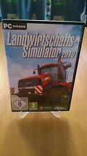 LANDWIRTSCHAFTS -Simulator  2013