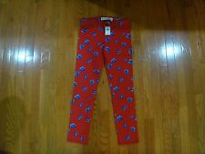 Abercrombie & Fit WOMAN'S SUPER SKINNY ANKLE JEAN.size 0 (w25).NWT.Re@$78.USA
