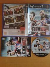 FIFA 06 sport original play2 play station 2