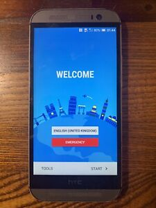 HTC One M8 OPKV100 - Silver Phone Unlocked 16GB