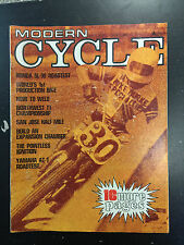 1969 Modern Cycle Vol 5 No 8 August Back Issue Magazine
