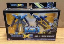 Disney Mech-X4 5 inch Action Figure Set - Mech-X4 and Battle Submarine