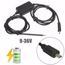 GPS Tracker Hard Wired Charger Kit Adapter Moto Bici Auto Van New Per TK102 Nano