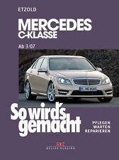 MERCEDES C-KLASSE 2007-2013 W204 REPARATURANLEITUNG SO WIRDS GEMACHT 146