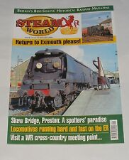STEAM WORLD JANUARY 2006 - RETURN TO EXMOUTH PLEASE!