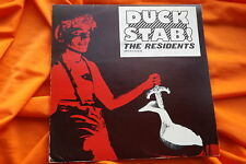 Punk PS & 45 : Duck Stab ! ~ The Residents ~ Ralph  RR1177-STK ~ 1978