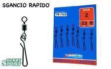 TUBERTINI GIRELLA con ATTACCO RAPIDO N 2 TB7103  SURFCASTING