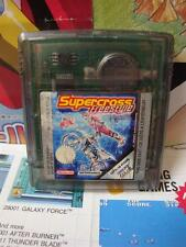 Game Boy GB:Supercross Freestyle [TOP INFOGRAMES / BON ETAT] SEUL - Fr