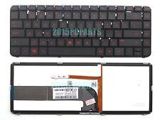 New HP Pavilion DM4-3000 DM4-3100 series Keyboard backlit US beats version Red