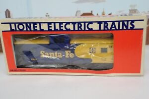 Lionel O Gauge No.6-6903 Santa Fe Extended Vision Caboose In The Box