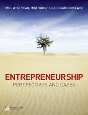 Entrepreneurship: Perspectives and Cases by Westhead, Paul Paperback Book The