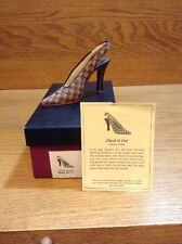 Raine Just the Right Shoe Coa Box Check It Out 25107