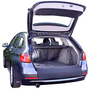 (221) Custom Fit Cargo Liner Trunk Mat for BMW 3 Series Touring 2013 to 2019