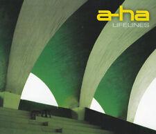 a-ha Maxi CD Lifelines - Promo - Europe (EX+/EX)