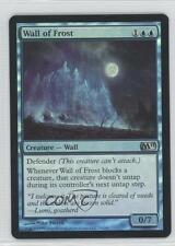2010 Magic: The Gathering - Core Set: 2011 #79 Wall of Frost Magic Card 0a1