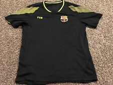 fc barcelona Jersey Black Yellow Size M Adult A3
