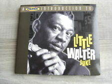 chicago blues CD LITTLE WALTER r&b *NR MINT* A Proper Introduction To REMASTERED
