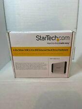 """STARTECH INFOSAFE 2.5"""" USB IDE DRIVE (D1/GC4)"""
