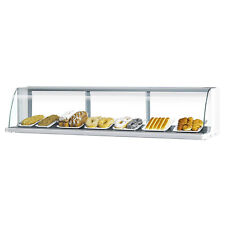 "Turbo Air Tomd-60Lb 63"" Non-Refrigerated Countertop Display Case"