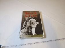 Miracle on 34th Street VHS, 1997 50th Anniversary Edition NOS NEW OLD STOCK tape