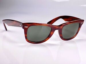 Vintage 1990's B&L Ray Ban Wayfarer BL5024 Sunglasses