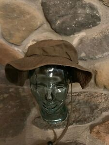 Unbranded Women's M/L Khaki Green Boonie Fishing Out Door Hat