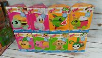 Puzoodles Food & Animal Construction Set Mashups Complete Lot of 8 In Series NEW