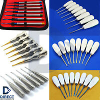 New Luxating Root Elevator Tooth Extraction PDL Periotome Oral Surgery Elevators