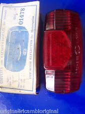 Lambretta series 3 TV SX Li CEV rear light len BOXED! New Old Stock!