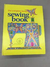 Vintage The Complete Family Sewing Book 1971 Curtin Publications 3 ring binder