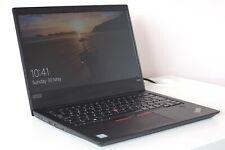 """Lenovo ThinkPad E480 14"""" FHD Laptop, Core i5-8250U, 8GB RAM, 256GB SSD"""