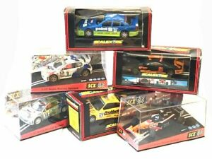 Scalextric SCX Cars Boxed Good Condition Pre-owned Select form Drop Down Menu