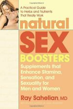 Natural Sex Boosters: Supplements that Enhance Sta