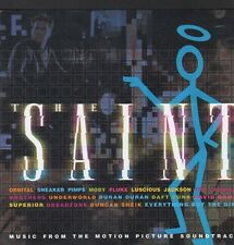 VARIOUS - The Saint - Music From The Motion Picture Soundtrack - Virgin