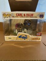 Funko Pop! Up Carl & Ellie Vinyl Figures - 2020 Fall Convention Exclusive
